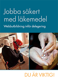 delegering läkemedel undersköterska